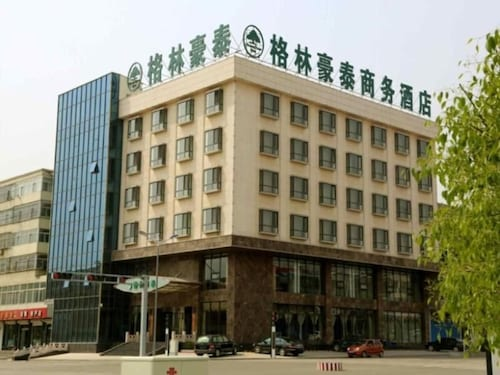 Greentree INN Jiangsu Wuxi Yixing Post Building EX