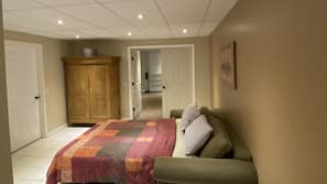 1 bedroom, in-room safe, WiFi, wheelchair access