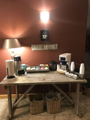Coffee and/or Coffee Maker, Orleans Trail Resort