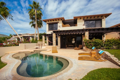 Luxury Villa Vista Azul With Golf and Ocean Views at Cabo del Sol