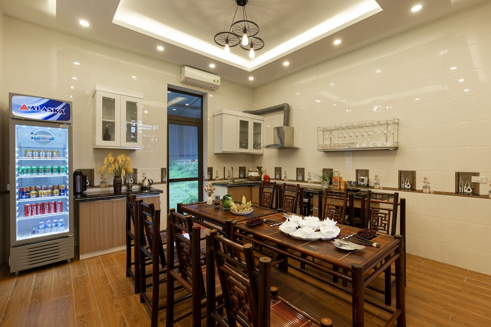 Shared Kitchen, MH Cherish Homestay