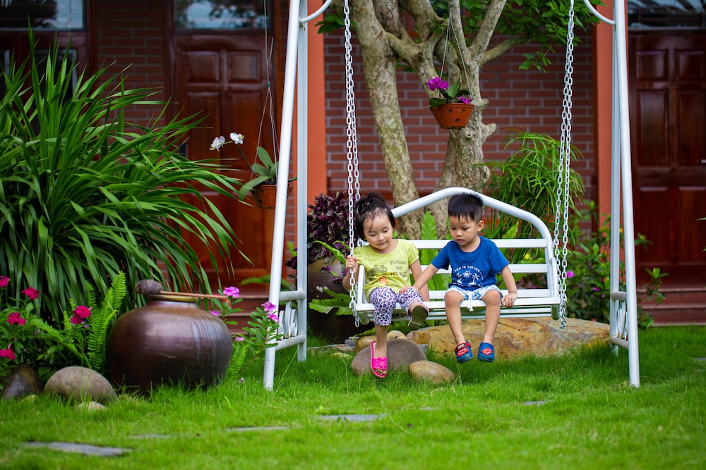 Children's Play Area - Outdoor, MH Cherish Homestay