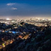 Jetliner Views IN THE Hollywood Hills