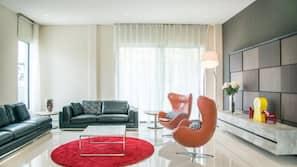 1 Schlafzimmer, Schreibtisch, Bügeleisen/Bügelbrett, WLAN