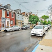 Traditional Pittsburgh Rowhouse in Trendy Lawrenceville