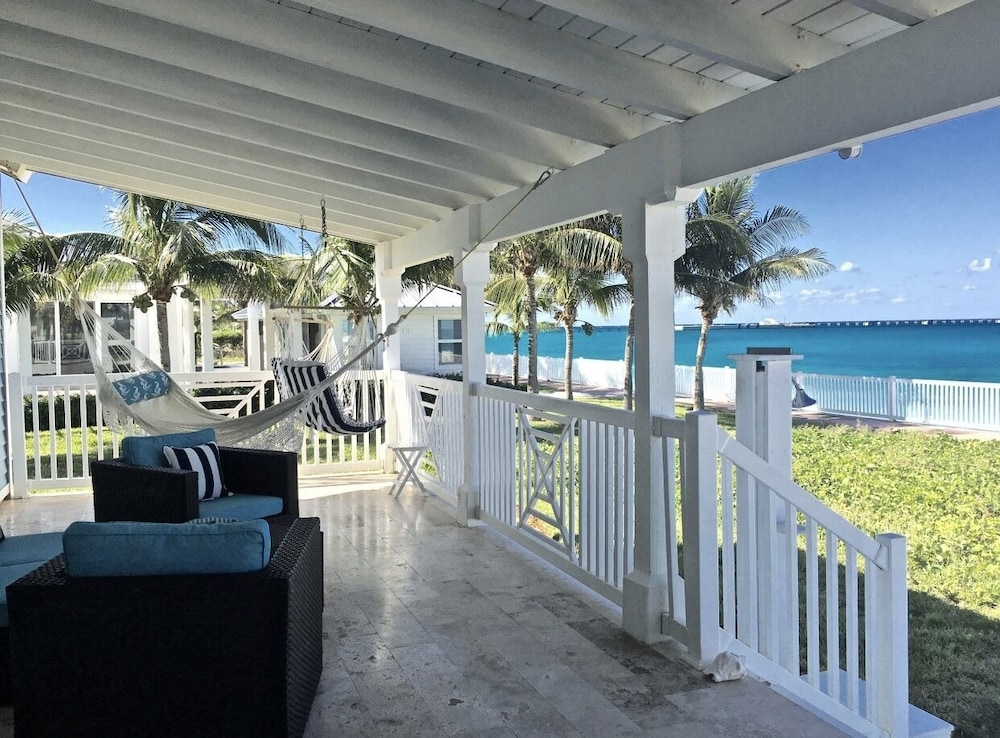 Property Grounds, Blue Beach Front Home at Bimini Bay Resort