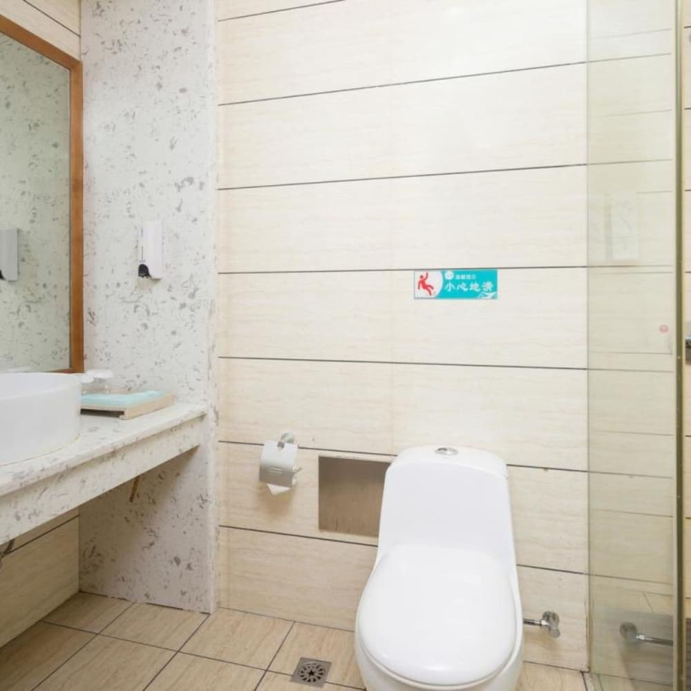 Bathroom, Shiguang Yin Satellite Launch Center