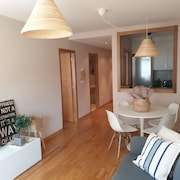 Brand new Apartment in La Concha and Compostela Beaches