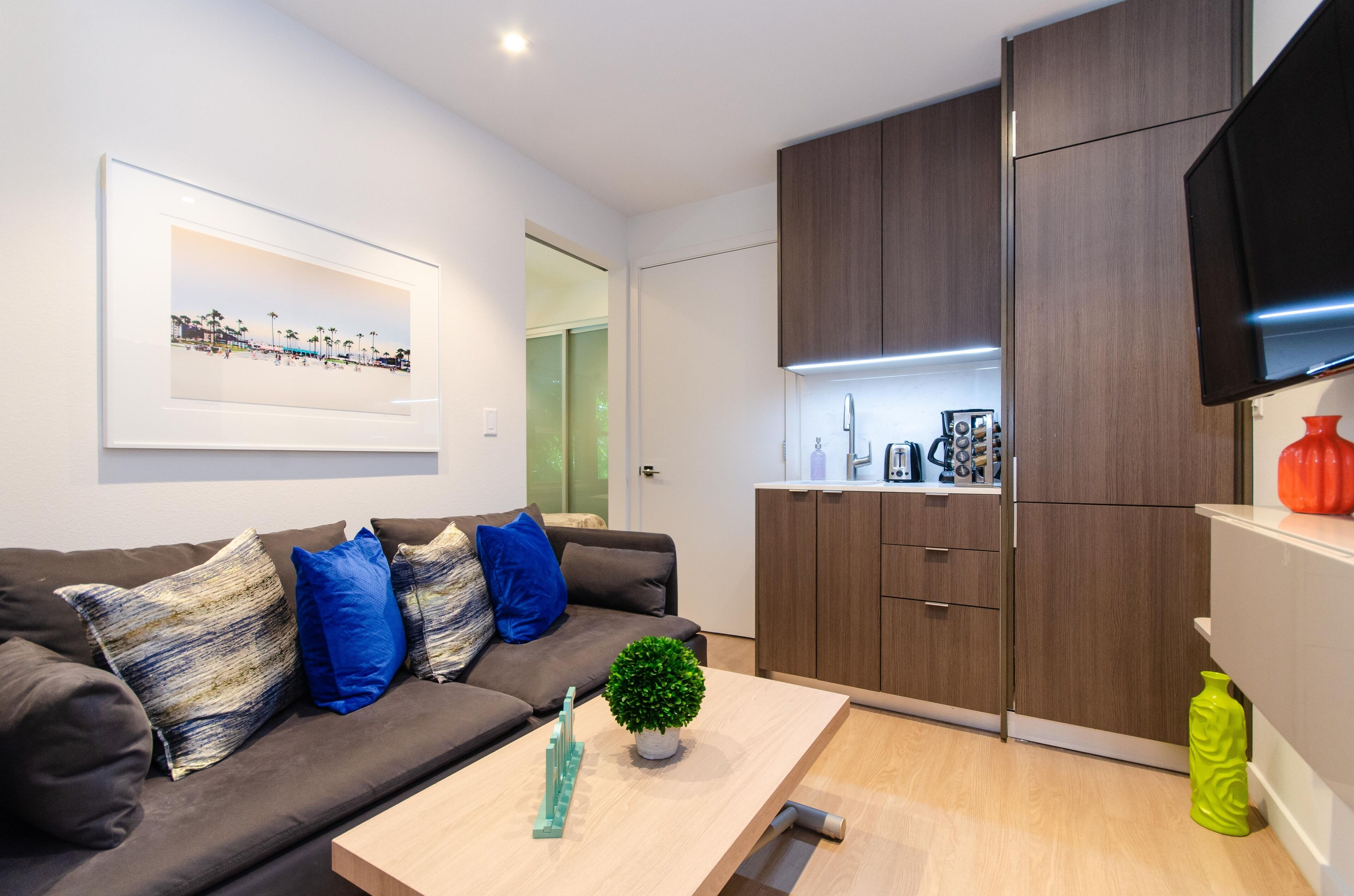 Studio Apartment In Los Angeles Near Airport 5 Precos Promocoes E Comentarios Expedia Com Br