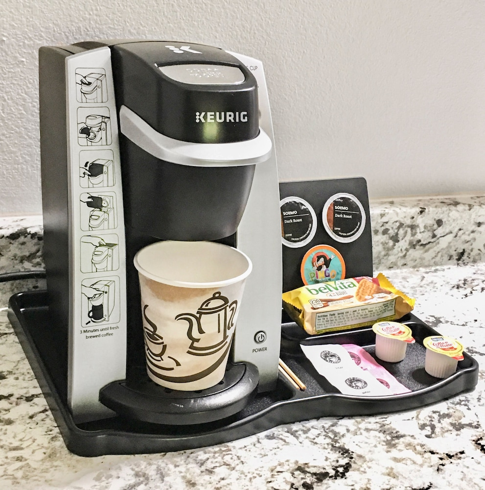 Coffee and/or Coffee Maker, Work and Travel Lodge
