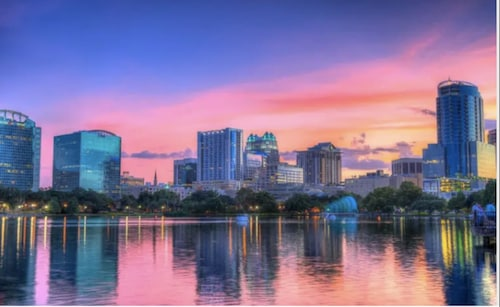 Best Location Downtown Orlando Near Lake Eola Park - Thornton Park