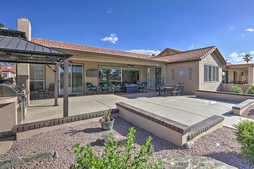New! Modern Palo Verde Country Club Home w/ Patio!