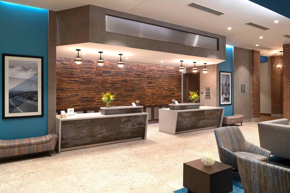 Lobby, Residence Inn by Marriott Manchester Downtown