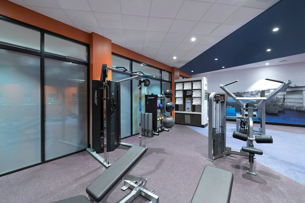 Fitness Facility, Residence Inn by Marriott Manchester Downtown