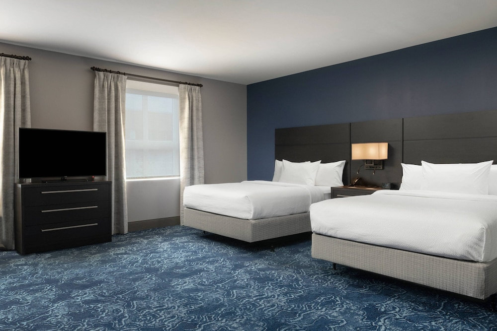Room, Residence Inn by Marriott Manchester Downtown