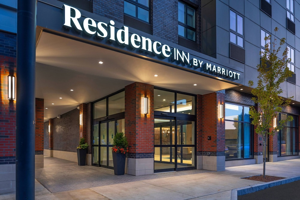 Exterior, Residence Inn by Marriott Manchester Downtown