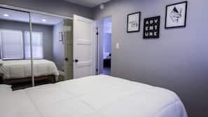 2 多间卧室、保险箱、熨斗/熨衣板、上网接入