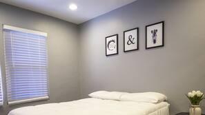 2 多间卧室、保险箱、熨斗/熨衣板、WiFi