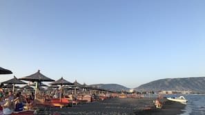 Am Strand, 4 Strandbars