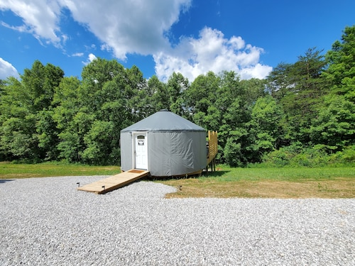 The Cardinal 20ft Yurt