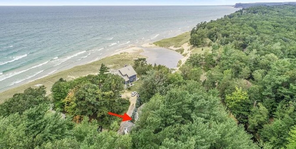 , The Great Escape Lake Michigan Lake House