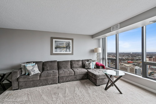 In the Heart of Downtown Windsor Penthouse Suite Change Listing