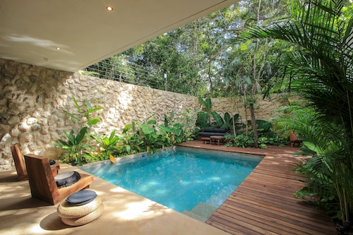 Luxury Boho-Chic Villa in Holistika Tulum