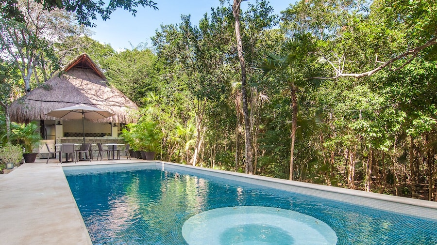 Great 2-bedroom Condo with Fantastic Jungle View