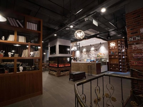 James Joyce Coffetel·hefei Heyu Road Zheshang City