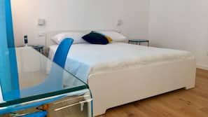 Minibar, wifi gratis, ropa de cama