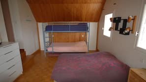 3 chambres