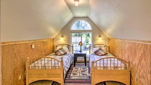 3 Schlafzimmer, Bügeleisen/Bügelbrett, kostenloses WLAN, Bettwäsche