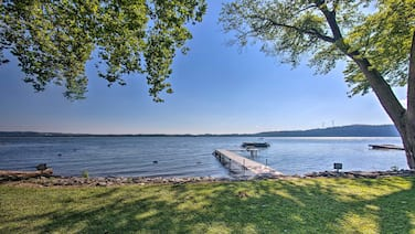 NEW! Family Abode on Susquehanna River w/ Hot Tub!