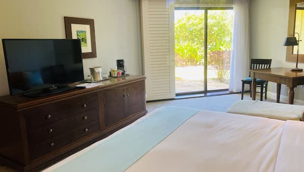 1 bedroom, in-room safe, iron/ironing board, cribs/infant beds