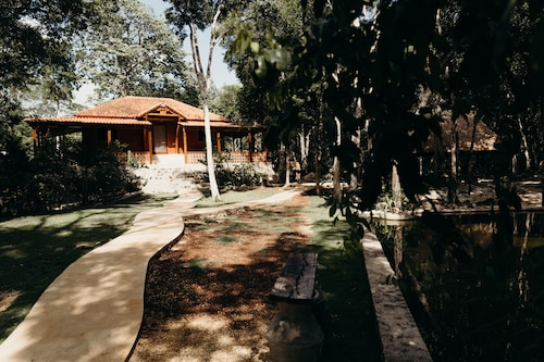 Pet Friendly, Sustainable and Luxurious Cabins in the Middle of the Mayan Jungle