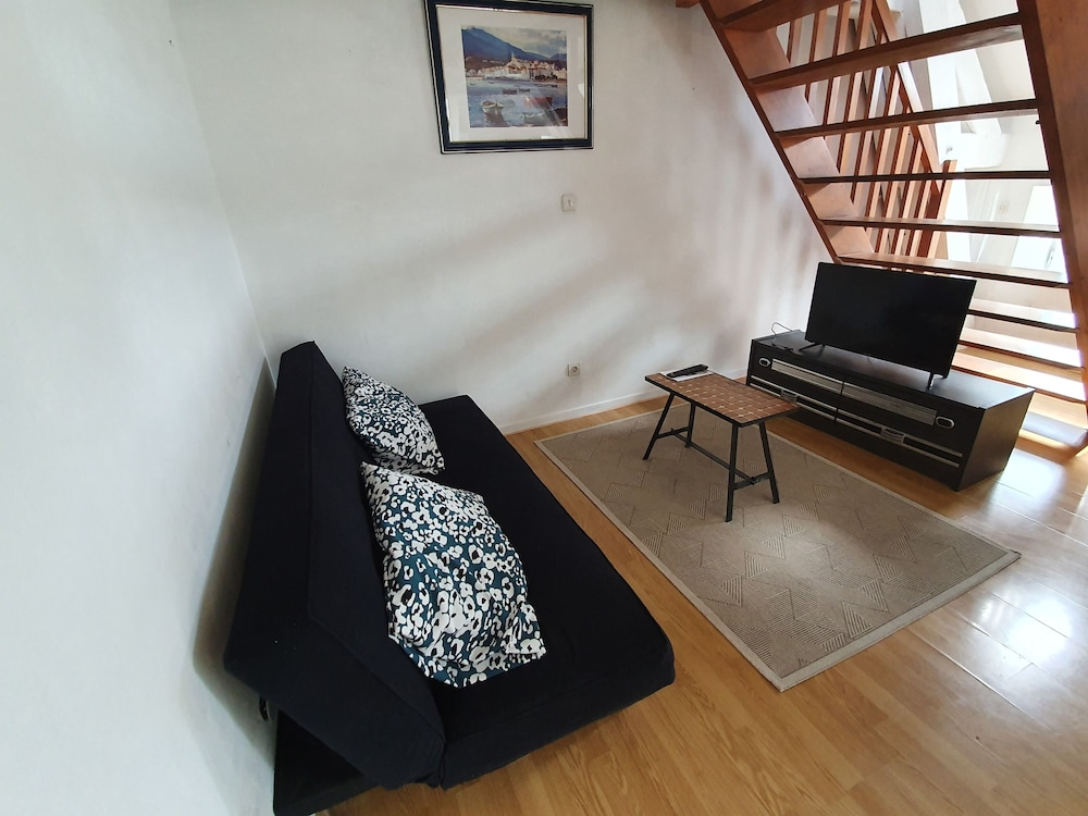 Living Room, Appartement 37 m² Nuits Saint Georges