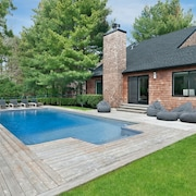 Chic, Designer Home With Private Pool in the Heart of East Hampton!