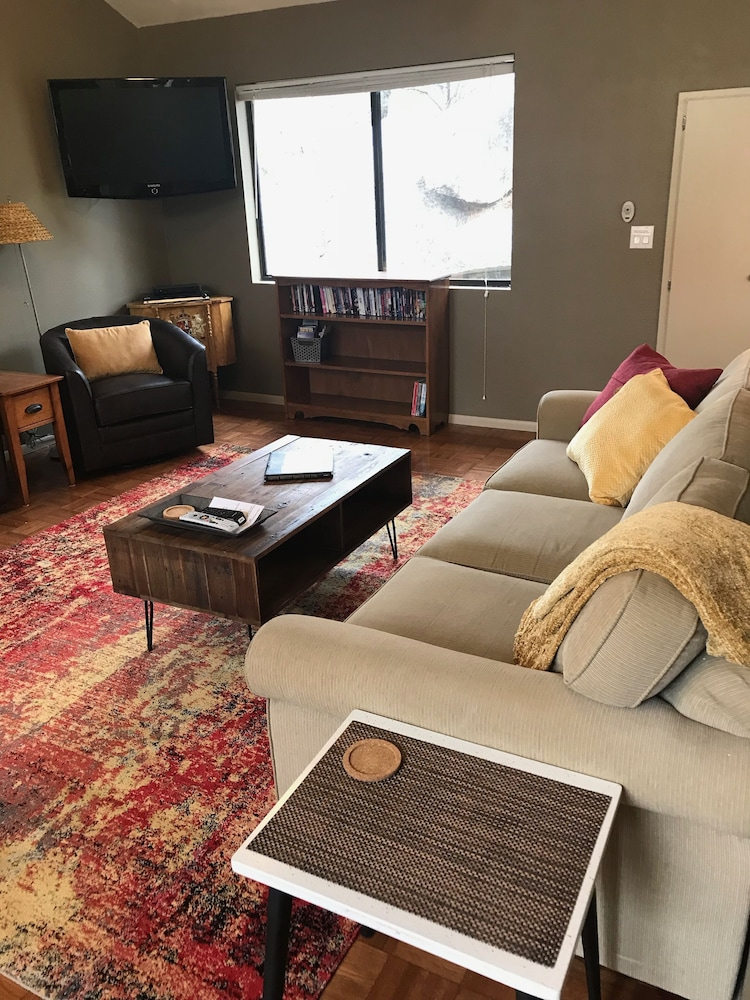 Living Room, Artist's Loft Near Historic Downtown Prescott