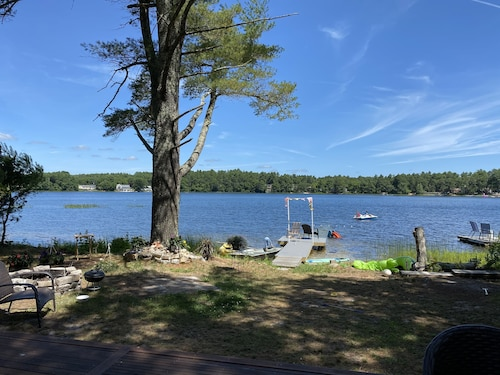 Onset Beach, Cape Code , Blackmore Pond, Private Waterfront Cottage