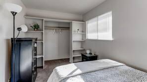 2 Schlafzimmer, Schreibtisch, kostenloses WLAN