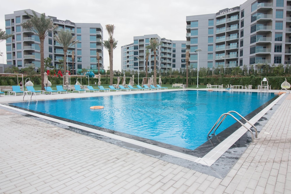 Outdoor Pool, One Perfect Stay - MAG 603