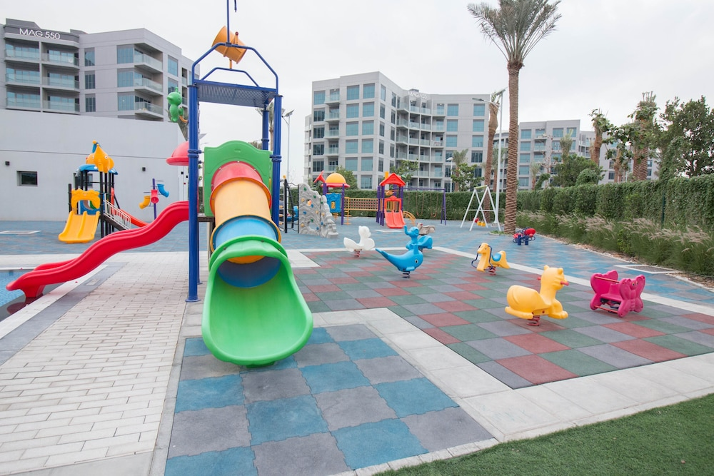 Children's Play Area - Outdoor, One Perfect Stay - MAG 603