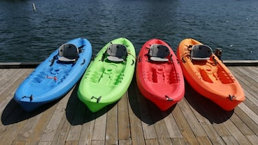 Kayak Rental B