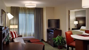Suite Near Downtown Toledo | Shared Indoor Pool + Free Breakfast!