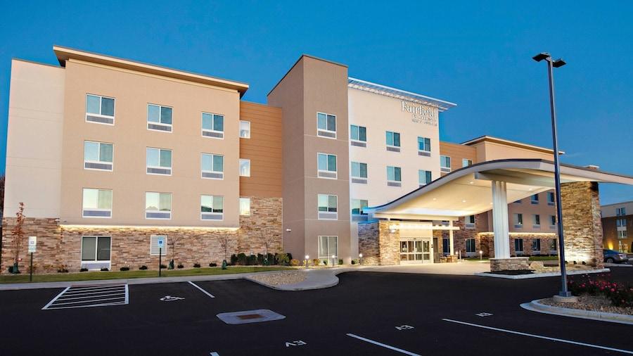 Fairfield Inn & Suites by Marriott Dayton North