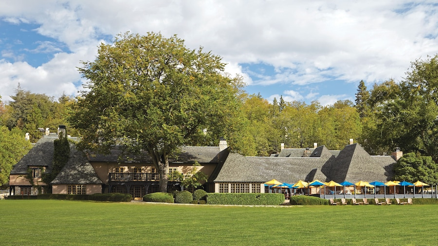 UCLA Lake Arrowhead Lodge