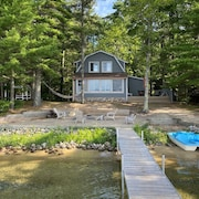 Water Front Property on Higgins Lake !!!