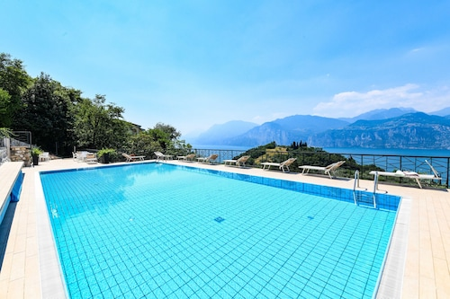 Garden Resort Malcesine Lake View App. G1