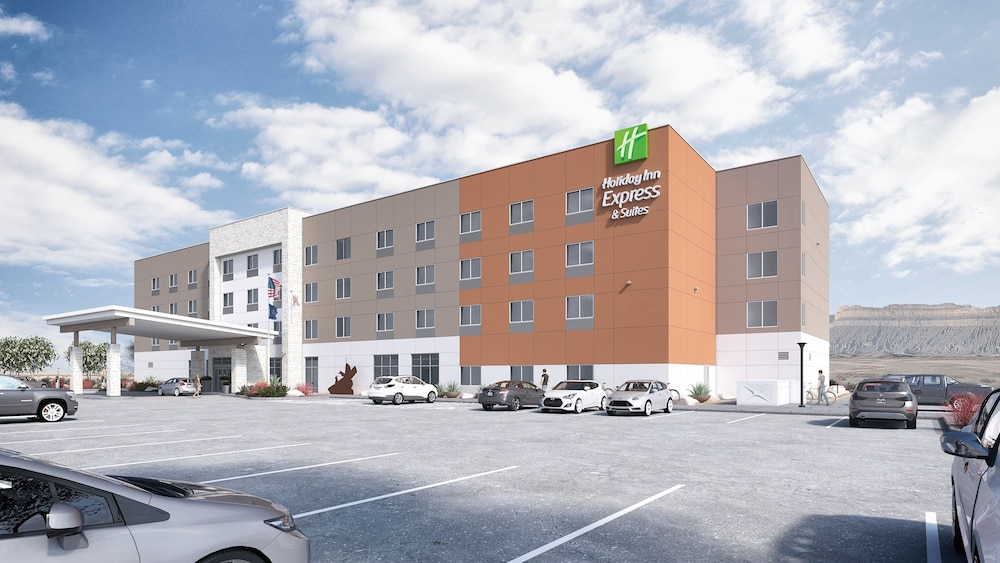 Exterior, Holiday Inn Express & Suites Green River, an IHG Hotel