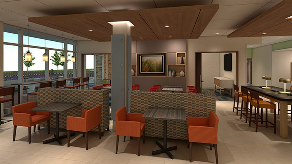 Lobby, Holiday Inn Express & Suites Green River, an IHG Hotel